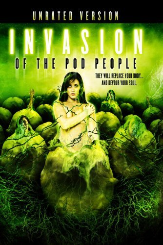Invasion Of The Pod People Invasion Of The Pod People Ws Nr