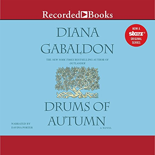 Recorded Books Drums Of Autumn