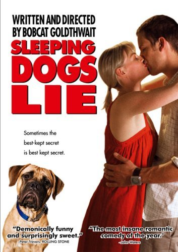 Sleeping Dogs Lie Hamilton Johnson Clr Romantic Cover R