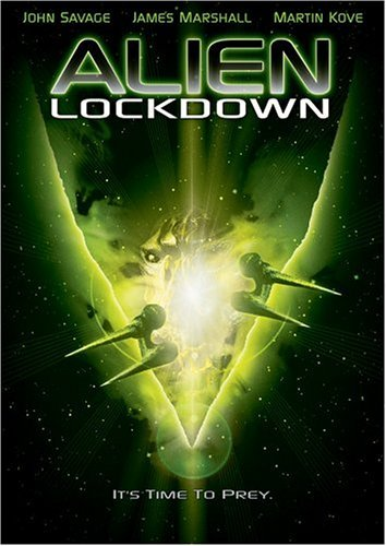 Alien Lockdown Savage Marshall Kove R