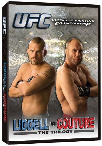 Ufc Liddell Vs. Couture The Trilogy Nr 4 DVD