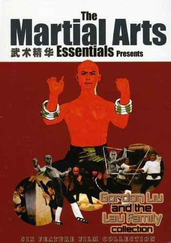 Martial Arts Essentials Vol. 5 Gordon Liu & The Lau Fa Nr 2 DVD