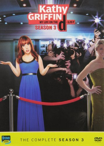 Kathy Griffin My Life On The D Kathy Griffin My Life On The D Season 3 Nr 2 DVD