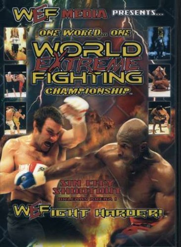World Extreme Fighting Vol. 1 Sin City Shootout Clr Nr