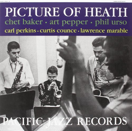 Chet Art Pepper & Phil U Baker Picture Of Heath 180gm Vinyl