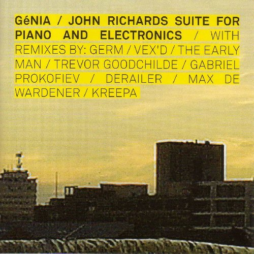 Richards Germ Suite For Piano & Electronics Genia Richards