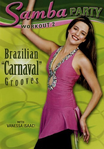 Isaac Vanessa Samba Party Workout Brazili Clr Nr