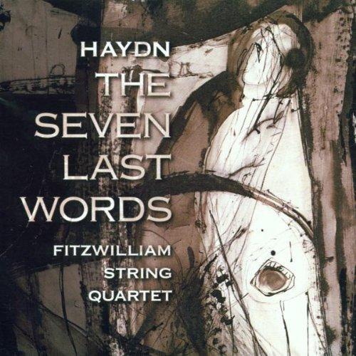 J. Haydn Seven Last Words Hdcd Fitzwilliam Str Qt
