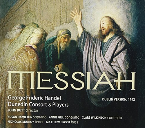 G.F. Handel Messiah Dublin Version 1