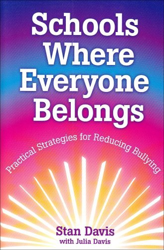 Stan Davis & Julia Davis Schools Where Everyone Belongs Practical Strategi