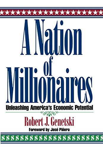 Robert Genetski A Nation Of Millionaires Unleashing America's Economic Potential