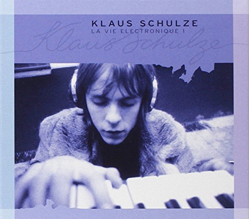 Klaus Schulze Vol. 1 La Vie Electronique 3 CD