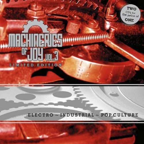 Machineries Of Joy Vol. 3 Machineries Of Joy 2 CD Set