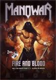 Manowar Fire & Blood 2 DVD Set