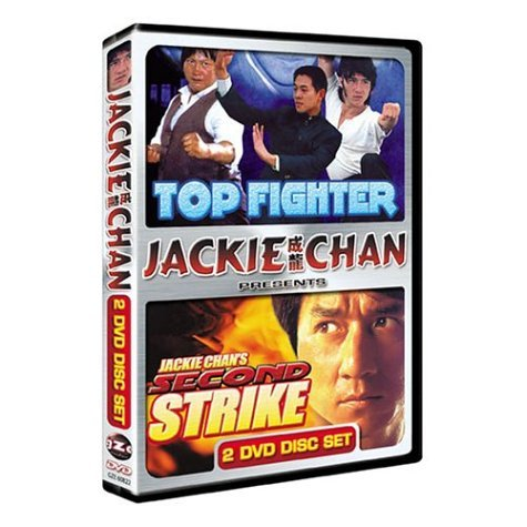 Jackie Chan Top Fighter Second Strike Clr Nr