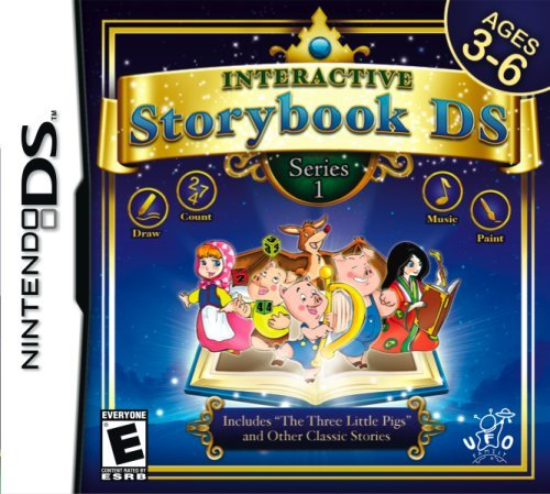 Nintendo Ds Interactive Storybook Ds Serie Tommo E