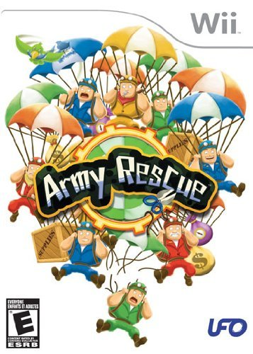 Wii Army Rescue