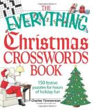 Charles Timmerman Everything Christmas Crosswords Book The 150 Festive Puzzles For Holiday Fun