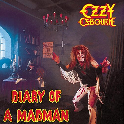 Ozzy Osbourne Diary Of A Madman Expanded Version Enhanced CD
