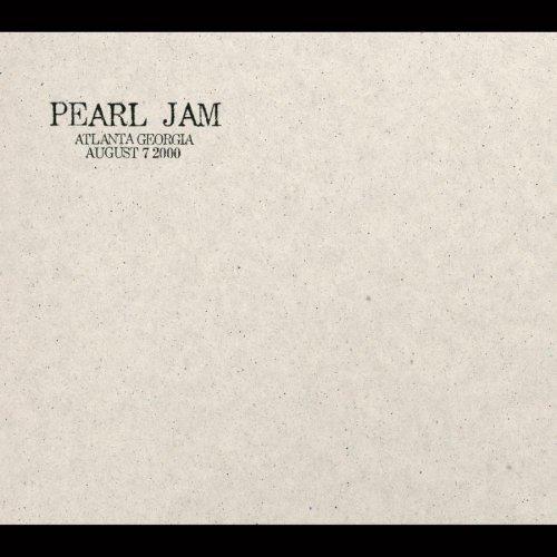 Pearl Jam Atlanta No. 29 8 7 00