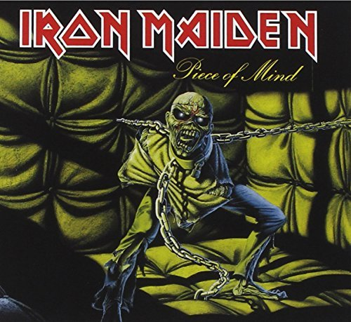 Iron Maiden Piece Of Mind Incl. Booklet