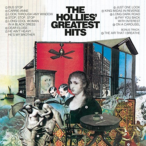 Hollies Hollies' Greatest Hits Incl. Bonus Tracks
