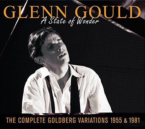 Glenn Gould State Of Wonder Comp Goldberg Gould (pno) 3 CD