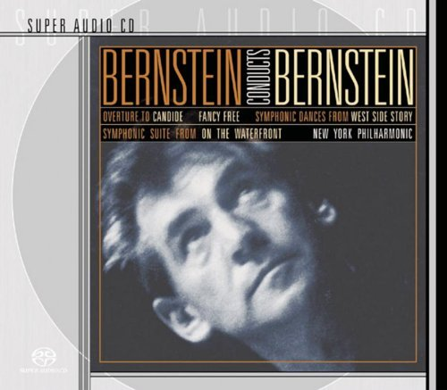 L. Bernstein Ovt Candide Sym Dances West Si Sacd Bernstein New York Po