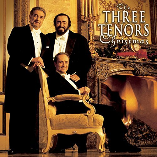 Carreras Domingo Pavarotti Three Tenors Christmas Carreras Domingo Pavarotti Mercurio Vienna Sym
