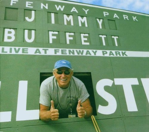 Jimmy Buffett Live At Fenway Park 2 CD + Bonus DVD