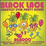 Agadoo Black Lace Greatest Ever Party Album Import Gbr