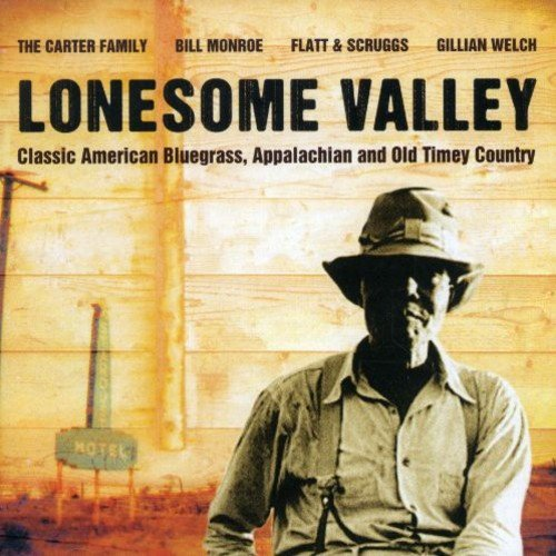 Lonesome Valley Lonesome Valley Import Gbr Monroe Welch Watson Stanley
