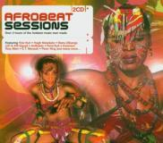 Afrobeat Sessions Afrobeat Sessions Import Gbr 2 CD Set