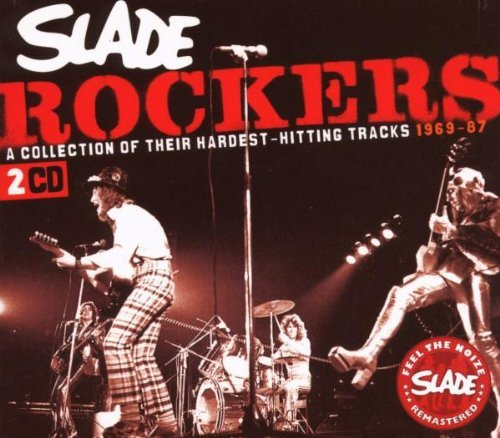 Slade Rockers Import Gbr 2 CD Set