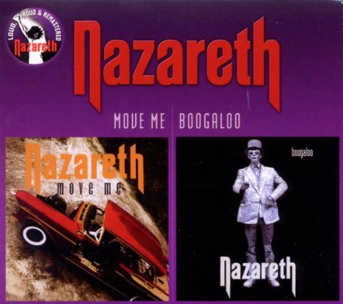 Nazareth Move Me Boogaloo Import Gbr 2 CD Digipak Remastered