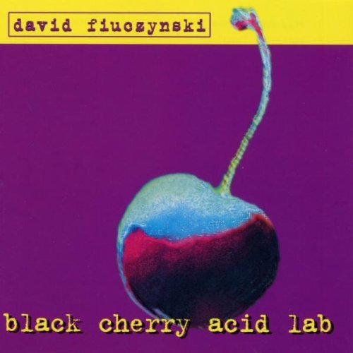 David Fiuczynski Black Cherry Acid Lab