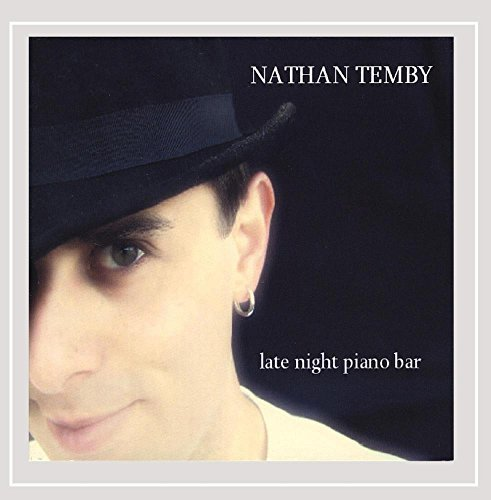 Nathan Temby Late Night Piano Bar