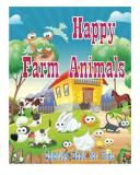 Adult Coloring Book J. Kaiwell Coloring Book For Kids Happy Farm Animals Coloring Creative Haven Coloring Books Coloring Book For