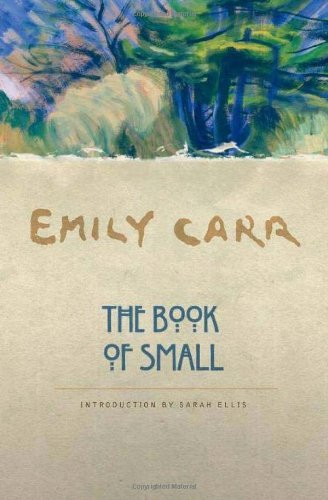Emily Carr The Book Of Small