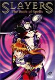 Slayers Book Of Spells Clr Mult Dub Sub Nr
