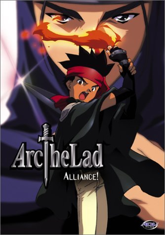 Arc The Lad Vol. 4 Alliance Clr Jpn Lng Eng Dub Sub Nr