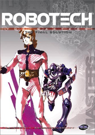 Robotech Masters Final Solution Clr Eng Dub Nr