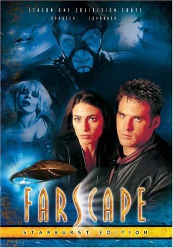 Farscape Vol. 3 Starburst Edition Clr Nr 2 DVD