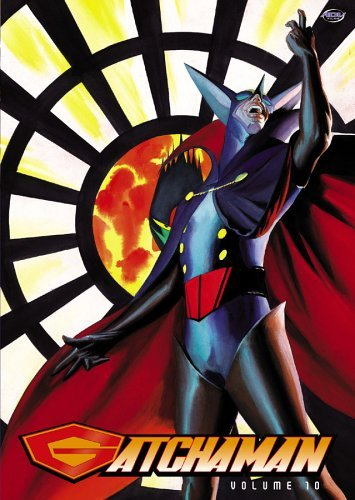 Gatchaman Vol. 10 Jet Cutters & The Gian Clr Nr