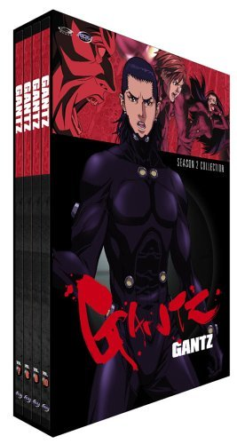 Gantz Season 2 Box Clr Nr 4 DVD