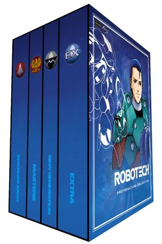 Robotech Protoculture Collection Clr Nr