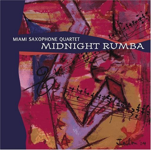 Miami Saxophone Quartet Midnight Rumba