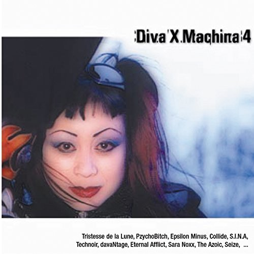 Diva X Machina Vol. 4 Diva X Machina Diva X Machina