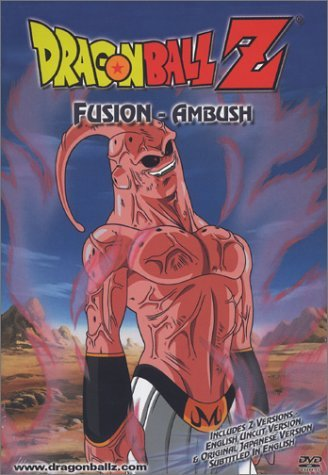 Dragon Ball Z Fusion Ambush Clr Nr Uncut