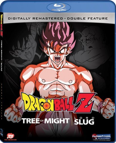 Dragon Ball Z Tree Of Might Lord Slug Ws Blu Ray Nr